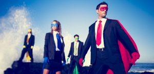 Vos commerciaux ne sont plus des super-héros. Et heureusement!