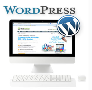 WordPress body